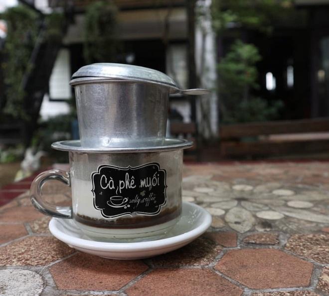 Tranh thủ giãn cách, học cách pha cà phê muối chuẩn vị xứ Huế tại nhà - 2