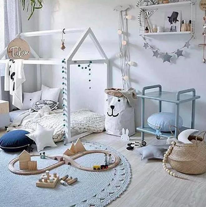Phòng cho trẻ em không khó để thiết kế nếu áp dụng 10 bí kíp dưới đây  - 1