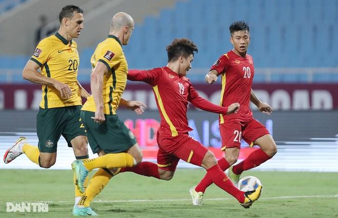 Việt Nam 0-1 Australia: Bàn thua bất ngờ và nỗi đau trọng tài - 1