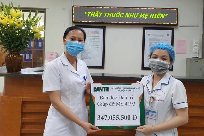 Bạn đọc giúp đỡ nữ điều dưỡng hiến tủy cứu anh trai hơn 650 triệu đồng - 1