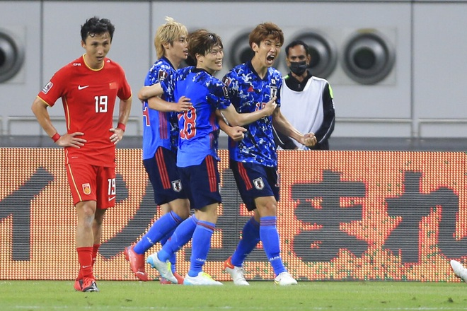 Thua Nhật Bản, Trung Quốc đứng cuối ở bảng đấu của Việt Nam - 1