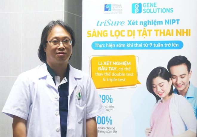 Sàng lọc trước sinh với xét nghiệm NIPT phiên bản Việt - 1