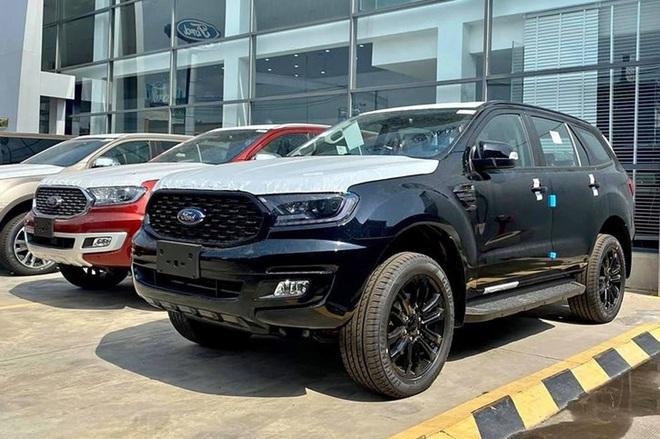 Kia Sorento, Ford Everest và các mẫu xe 7 chỗ giảm giá hơn 100 triệu đồng - 2