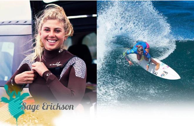 Nhan sắc những nữ vận động viên lướt sóng quyến rũ nhất thế giới - 1
