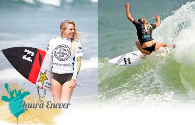 Nhan sắc những nữ vận động viên lướt sóng quyến rũ nhất thế giới - 5