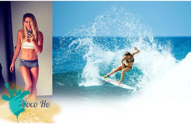 Nhan sắc những nữ vận động viên lướt sóng quyến rũ nhất thế giới - 7