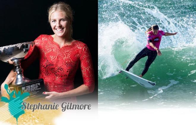 Nhan sắc những nữ vận động viên lướt sóng quyến rũ nhất thế giới - 9