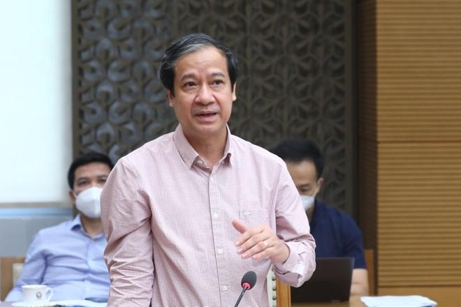 Phó Thủ tướng: Dạy học trực tuyến, trên truyền hình phải chất lượng - 1