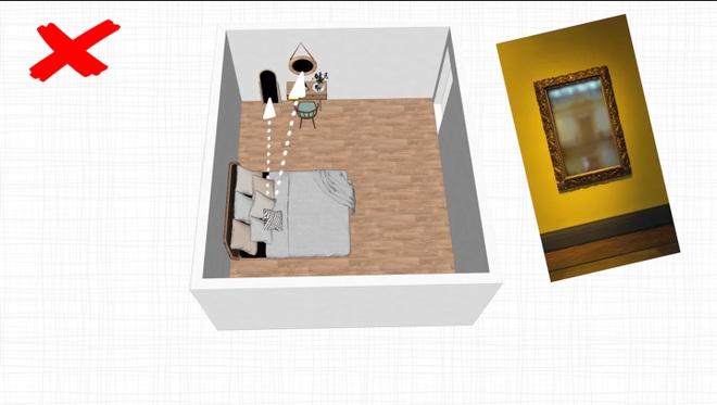 Kiến trúc sư chỉ rõ 5 lỗi cần lưu ý khi kê giường ngủ - 3