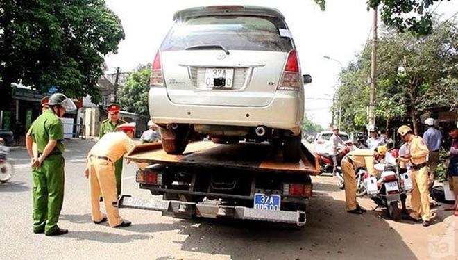 Bộ Công an lấy ý kiến về quy trình đặt tiền bảo lãnh phương tiện bị tạm giữ - 1