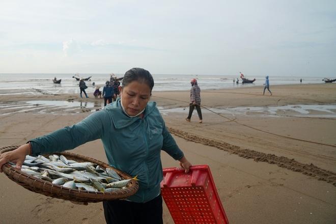 Những mẻ cá chạy bão số 5 của ngư dân xứ Thanh - 6