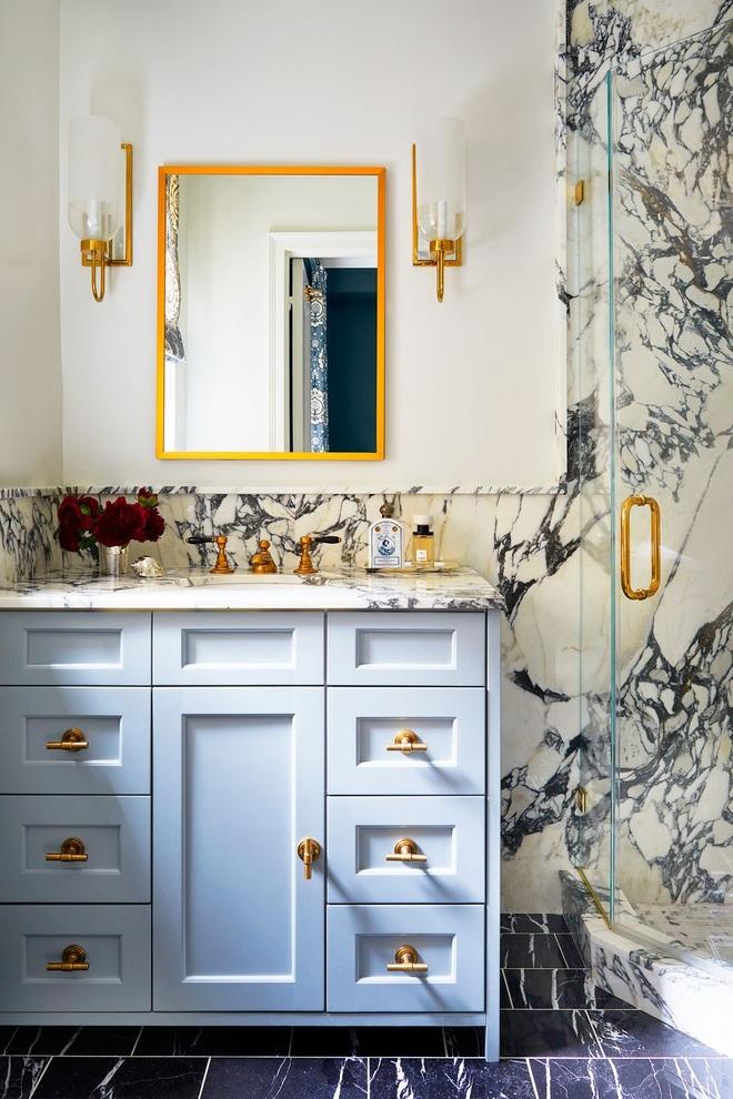 Những thiết kế nhà tắm cho cảm giác như sở hữu spa tại nhà - 1