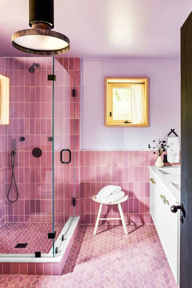 Những thiết kế nhà tắm cho cảm giác như sở hữu spa tại nhà - 7