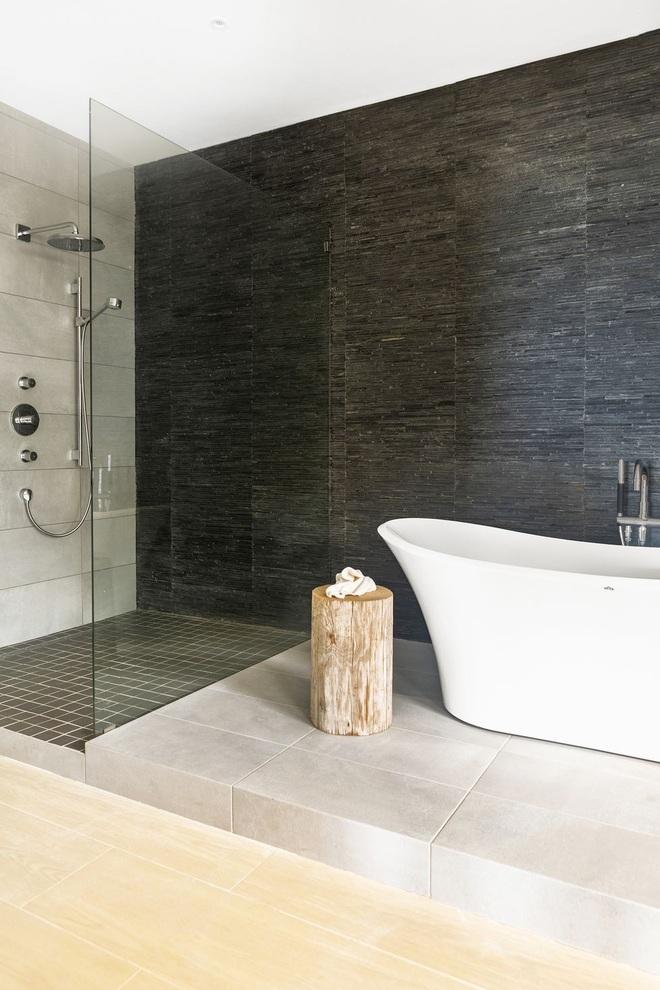 Những thiết kế nhà tắm cho cảm giác như sở hữu spa tại nhà - 8