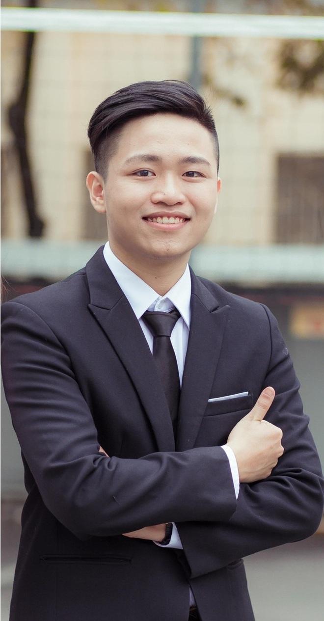 Chàng trai Nam Định lọt top 50 sinh viên xuất sắc toàn cầu - 1