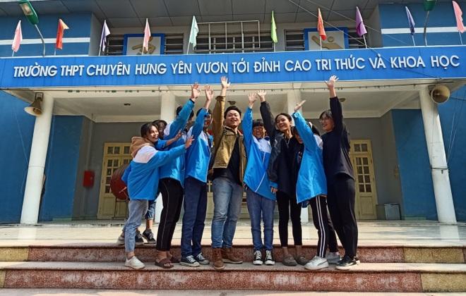 Chàng trai Nam Định lọt top 50 sinh viên xuất sắc toàn cầu - 3