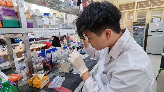 Chàng trai Nam Định lọt top 50 sinh viên xuất sắc toàn cầu - 4