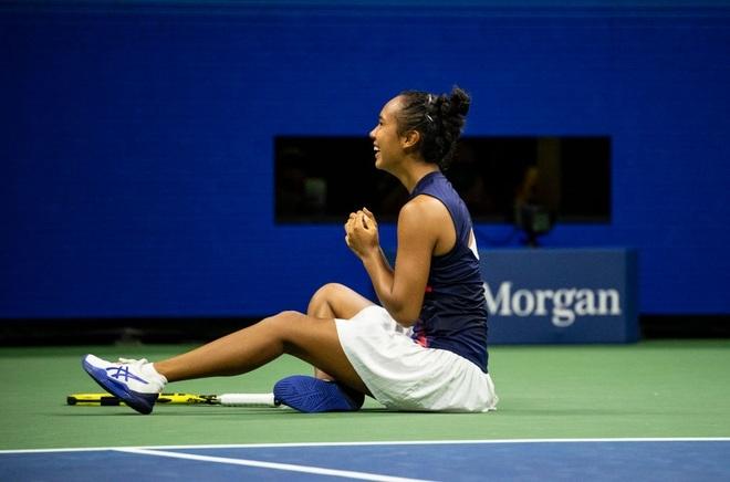 Hai tay vợt tuổi teen vào chung kết US Open - 4