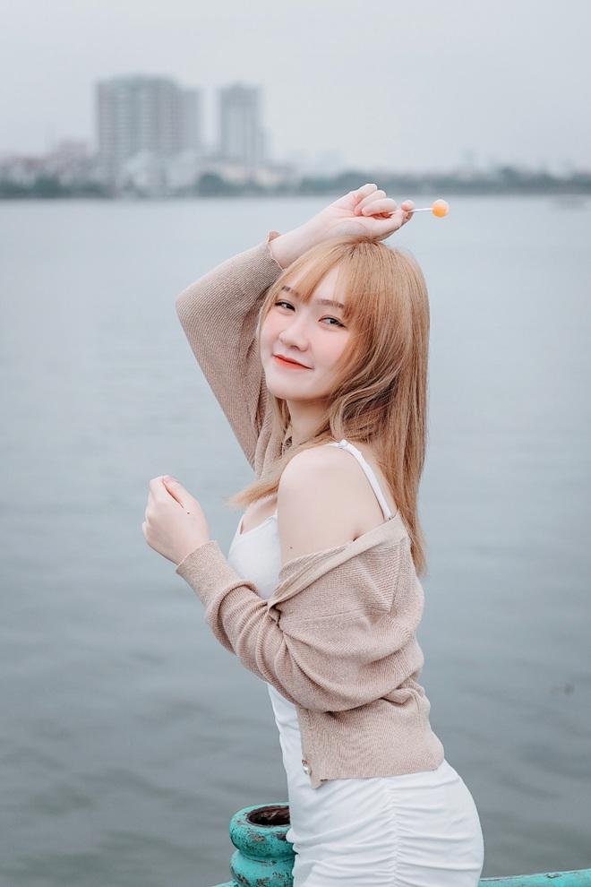 Giảm 23kg trong 3 tháng, cô gái Hải Dương lột xác xinh như hot girl - 3