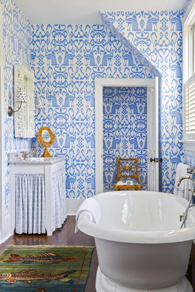 Những thiết kế nhà tắm cho cảm giác như sở hữu spa tại nhà - 10