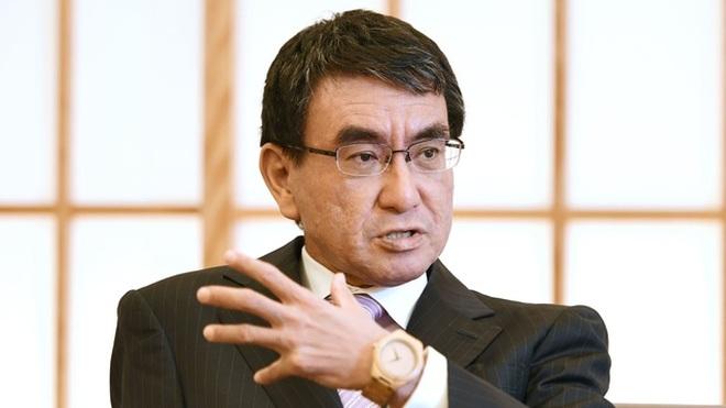 Bộ trưởng vắc xin Nhật Bản gia nhập đường đua ghế nóng thủ tướng - 1