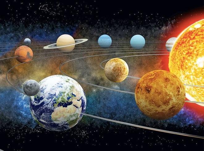 Hơn 450 vật thể chưa từng biết được phát hiện trong Hệ Mặt trời - 1