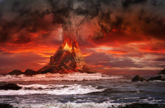 Các siêu núi lửa nghìn năm có thể đe dọa Trái đất - 1