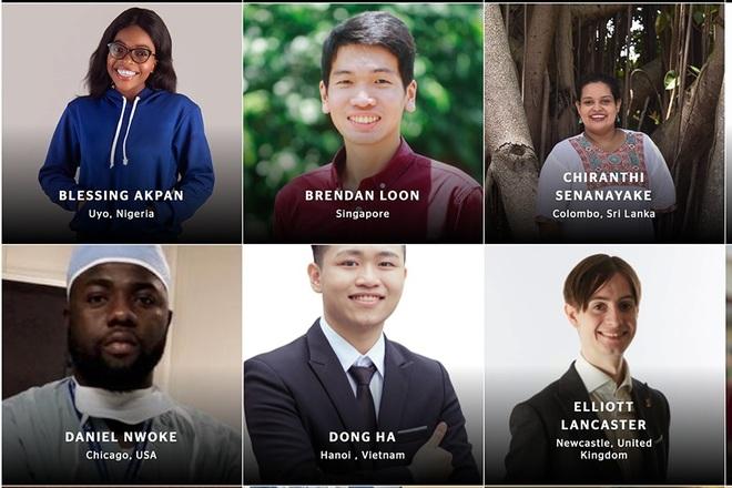 Chàng trai Nam Định lọt top 50 sinh viên xuất sắc toàn cầu - 2