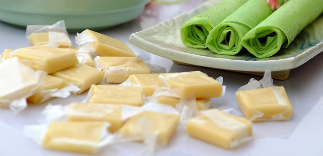 Kẹo dừa Bến Tre, thức quà ngọt ngào mang hương vị truyền thống - 1