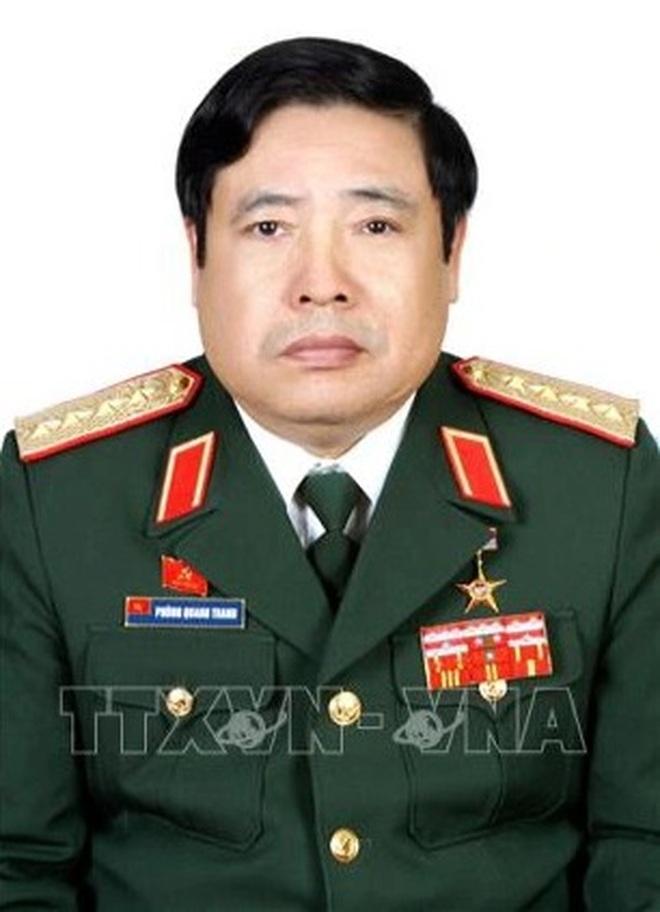 Đại tướng Phùng Quang Thanh từ trần - 1