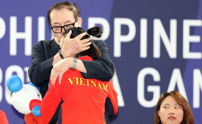 Nhà vô địch SEA Games kể chuyện cảm động về ông Hoàng Vĩnh Giang - 2