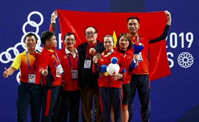 Nhà vô địch SEA Games kể chuyện cảm động về ông Hoàng Vĩnh Giang - 3