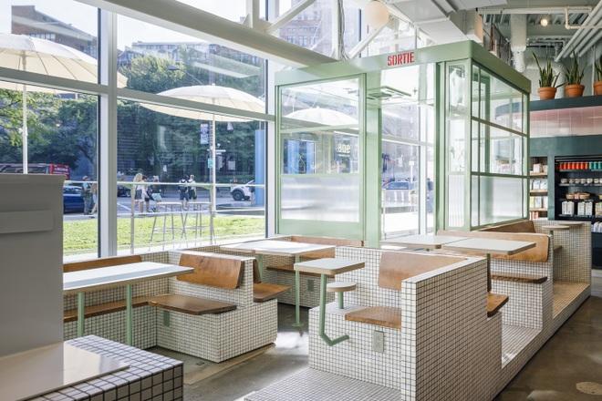 Thiết kế độc lạ giúp quán cà phê hút khách và tiết kiệm điện năng - 3