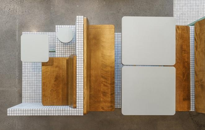 Thiết kế độc lạ giúp quán cà phê hút khách và tiết kiệm điện năng - 9