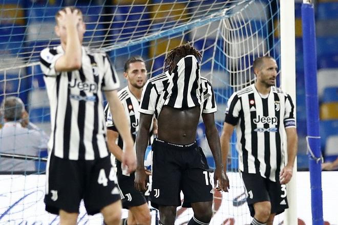 Sau khi bán C.Ronaldo, Juventus thua trận thứ hai liên tiếp - 3