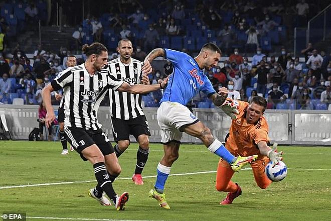 Sau khi bán C.Ronaldo, Juventus thua trận thứ hai liên tiếp - 2