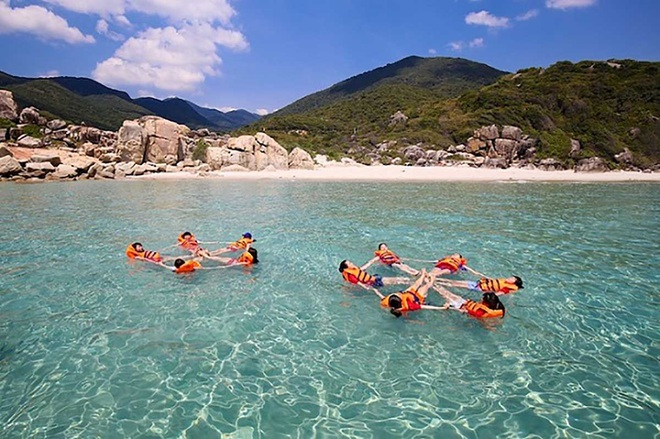 Da Nang: Discover a new tourist destination, Hon Chao island in the middle of the sea - 2