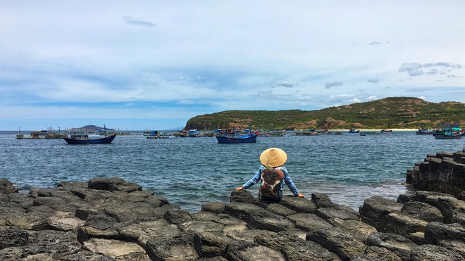 Hạnh phúc ngang đường của cô gái trốn nhà đi xuyên Việt một mình - 4