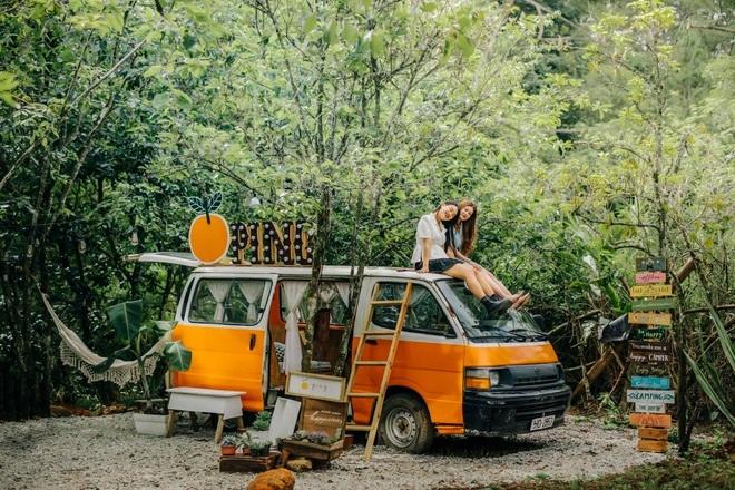 Những quán cà phê trốn khói bụi, ẩn trong rừng ở Đà Lạt - 7
