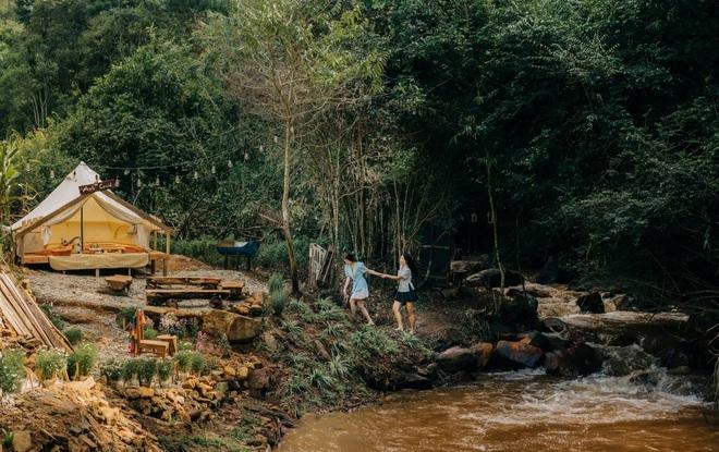 Những quán cà phê trốn khói bụi, ẩn trong rừng ở Đà Lạt - 8