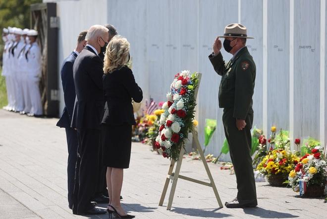 Ba đời tổng thống Mỹ hội ngộ, tưởng niệm vụ khủng bố đẫm máu nhất lịch sử - 2
