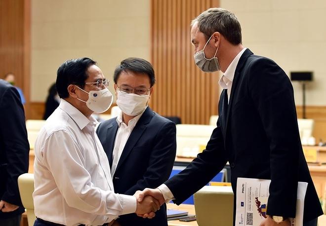 Sức khỏe các ông lớn FDI hàng đầu thế giới tại Việt Nam hiện ra sao? - 2