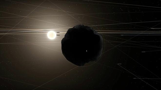 Chụp được hình ảnh một trong những tiểu hành tinh bí ẩn nhất Hệ Mặt trời - 1