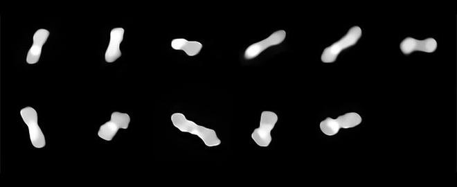 Chụp được hình ảnh một trong những tiểu hành tinh bí ẩn nhất Hệ Mặt trời - 2