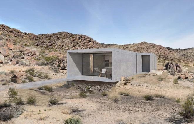 Ngôi nhà nằm cô quạnh giữa hoang mạc bán giá gần 2,5 triệu USD - 3