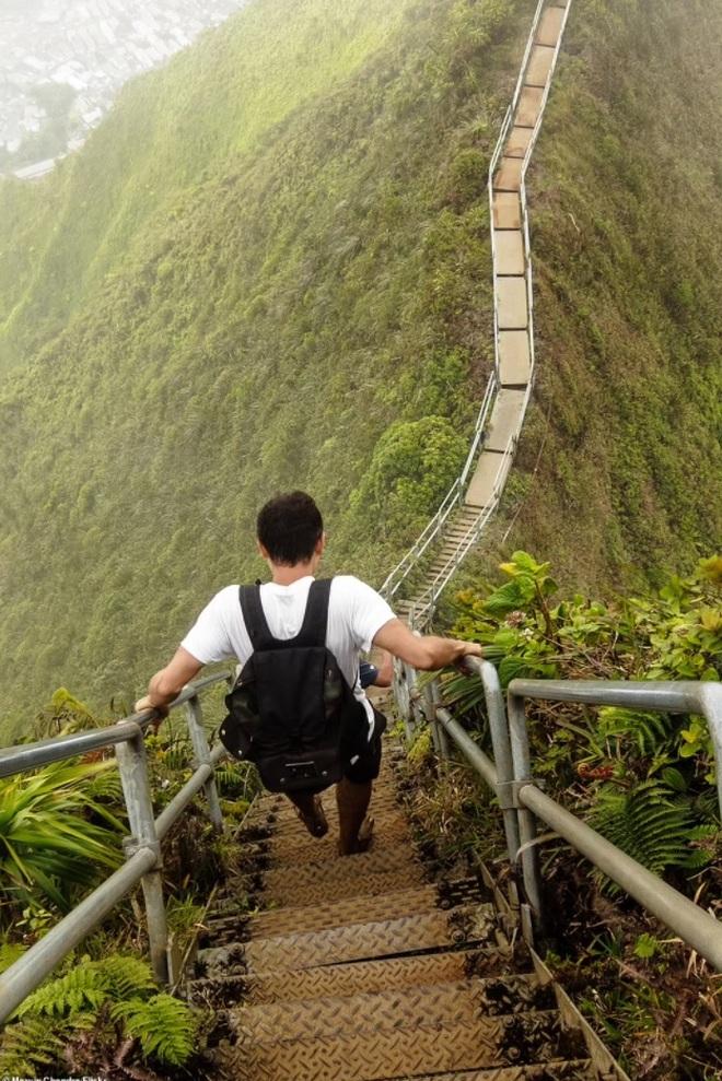 Cầu thang lên thiên đàng sắp bị phá hủy - 3