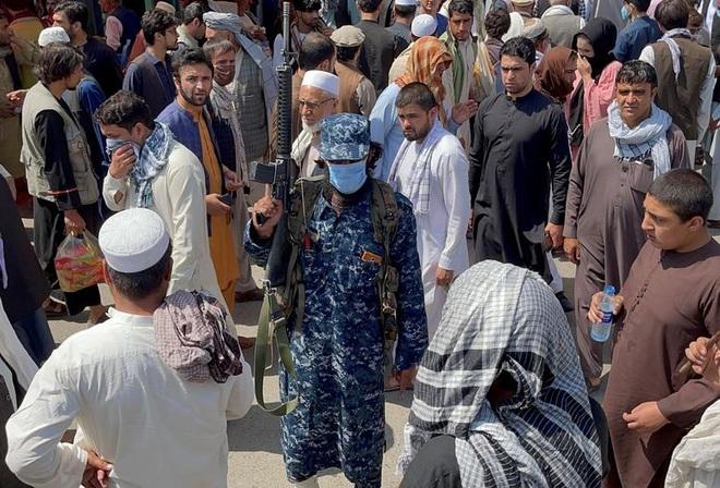 Taliban sẽ khôi phục hình phạt ném đá, chặt tay tội phạm - 1
