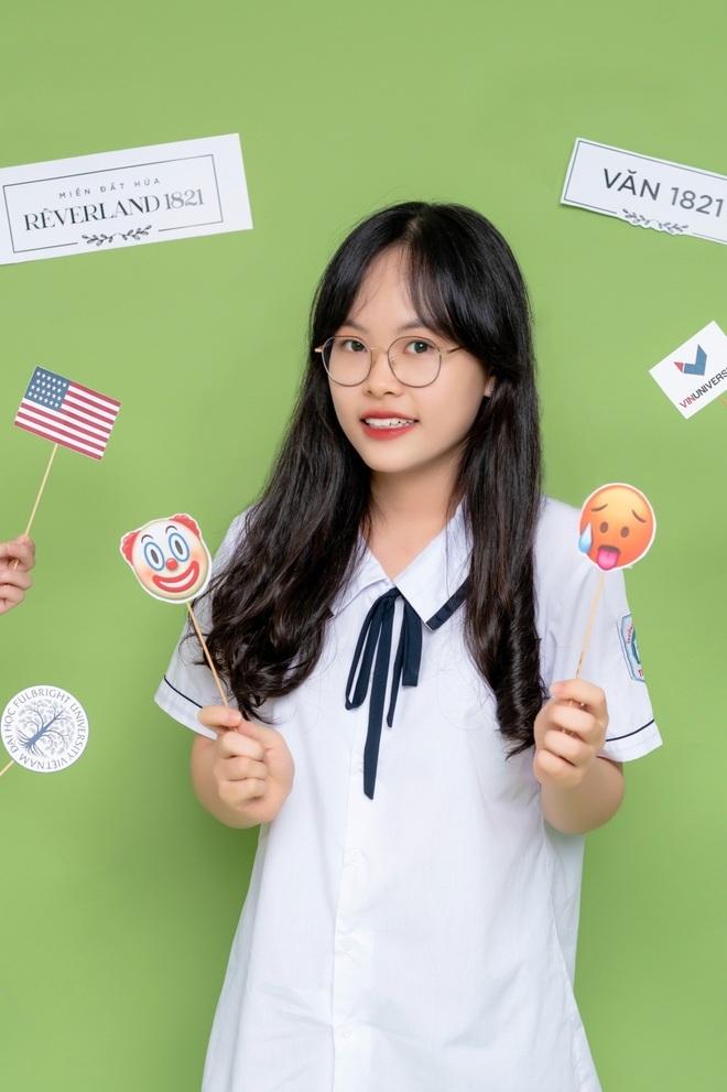 Nữ sinh giỏi Văn đỗ 7 trường ĐH top đầu, giành học bổng của 3 trường đắt đỏ - 2