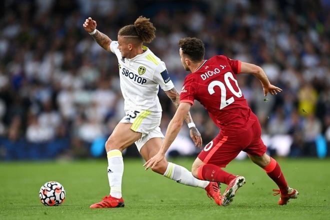 Lucky88 tổng hợp: Đại thắng Leeds, Liverpool áp sát Man Utd