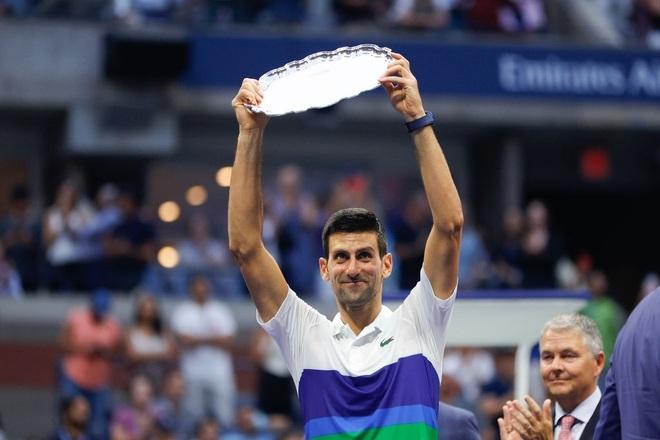 Đánh bại Djokovic, Medvedev lần đầu vô địch US Open - 2